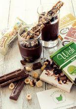Εύκολη κρέμα με σοκολάτα με στέβια - σοκολάτες κ μπάρες δημητριακών από το Pharmacyallday.com