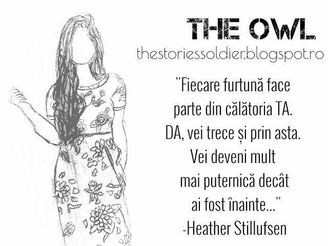 The Owl: Rose Hill Designs by Heather Stillufsen
