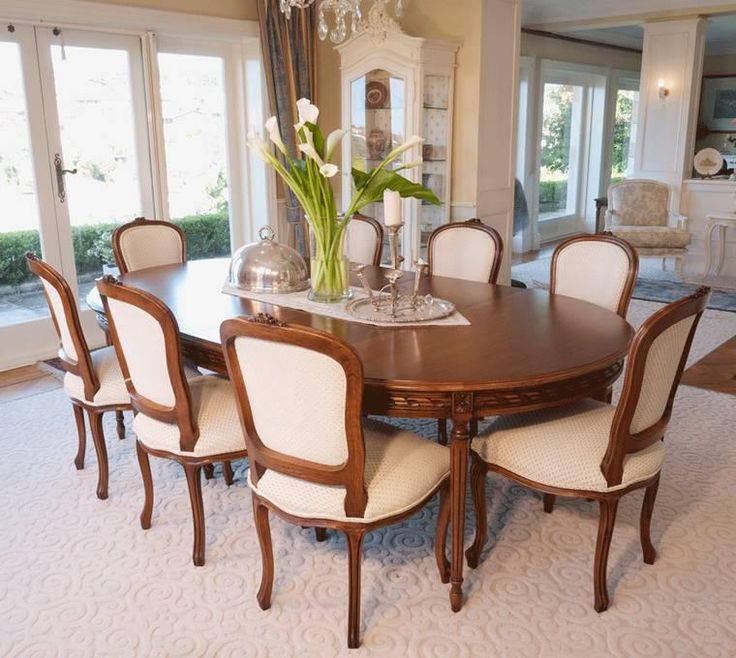 9 best images about Dining Room on PinterestDining sets Chairs