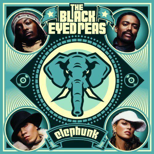 Black Eyed Peas - Elephunk (International Version)