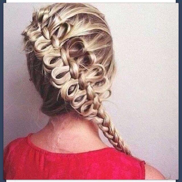 Excellent Braid Hairstyles On Pinterest Hairstyles For Women Draintrainus