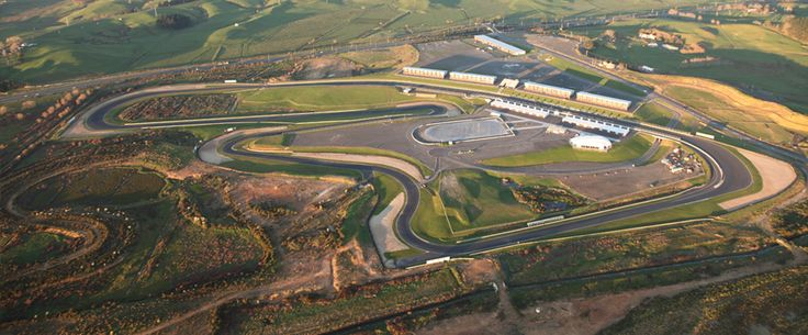 Motorsport Park and Events/Conventions - Hampton Downs, Auckland, New Zealand