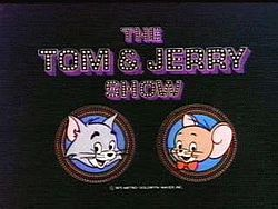 The New Tom & Jerry Show (also known as The Tom & Jerry Show) is an animated television series produced for Saturday mornings by Hanna-Barbera Productions in association with Metro-Goldwyn-Mayer Television in 1975 for ABC based on the theatrical shorts and characters Tom and Jerry.