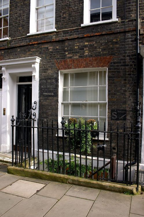 Lord North Street Westminster London By KitLKat
