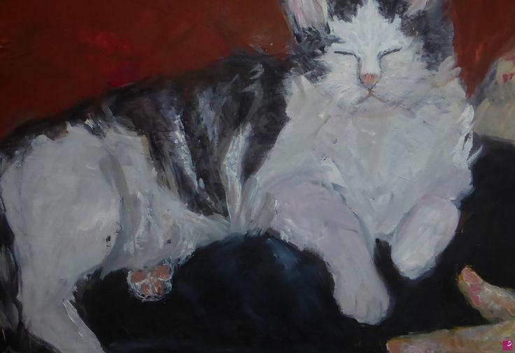 Balthus in relax di Gisela Wendy Krüger