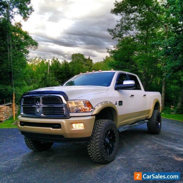 2012 Dodge Ram 2500 Longhorn #dodge #ram2500 #forsale #canada