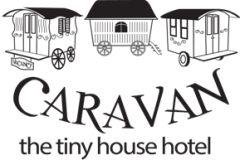 Caravan - The Tiny House Hotel!
