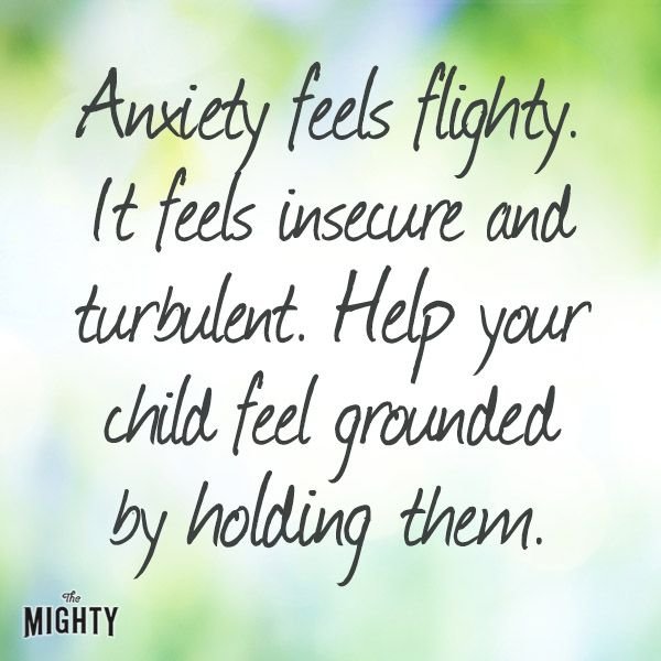 11 Ways to Help Young Children Cope With Anxiety