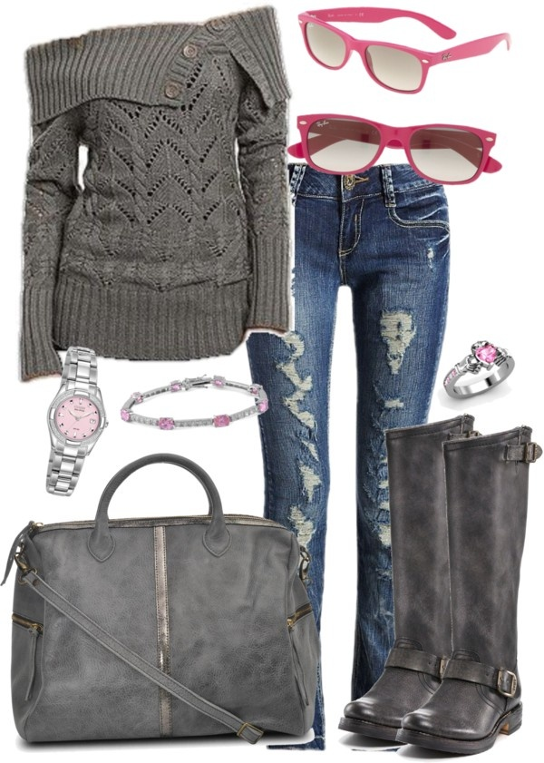 """lets have a winter picnic"" by tina-harris on Polyvore"