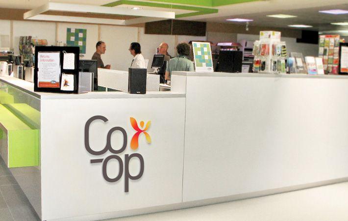 Co-op Signage