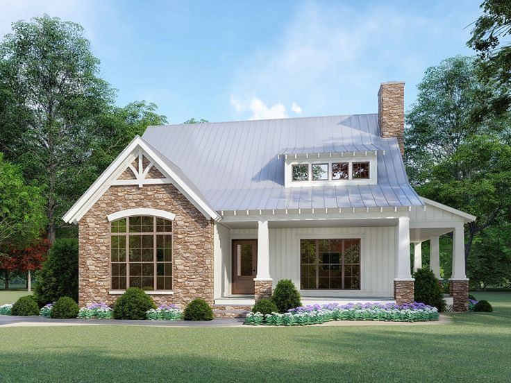 Small Craftsman House Plans In 2020 Small Craftsman House Plans Craftsman House Plans Craftsman House