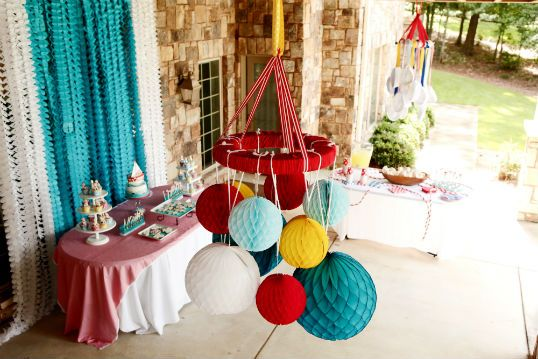 1000 Ideas About Caribbean Party On Pinterest: ⚓⛵Nautical Party Decorations