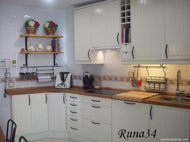 Ot muebles de cocina ikea leroy merlin u otros decoracion pinterest merlin and ikea - Cocinas leroy merlyn ...