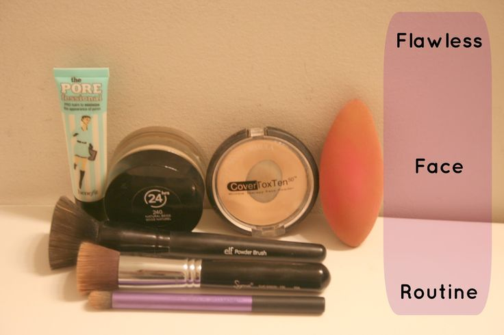 E l l e S e e s: Back to School Week: Flawless Face Routine (How to Hide Imperfections)