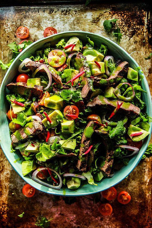 Mexican Steak Cobb Salad