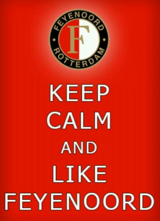 Rotterdam : Keep calm and like Feyenoord. #010