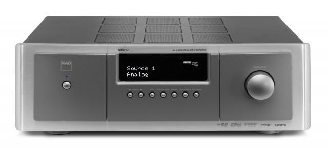 M15HD Surround Sound Preamplifier - Front