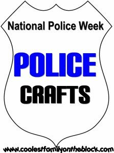 National Police Week for the kids.