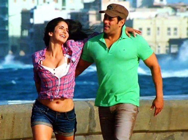 Pics: Salman Khan & Katrina Kaif in 'Ek Tha Tiger' Movie