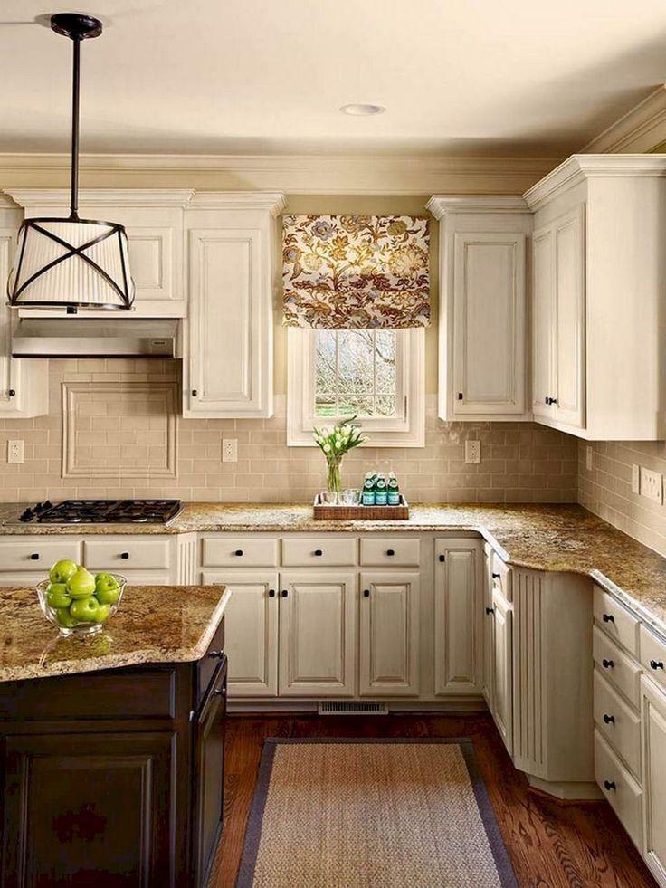 01 diy farmhouse kitchen cabinets makeover ideas in 2020 farmhouse kitchen cabinets kitchen on kitchen makeover ideas id=60786