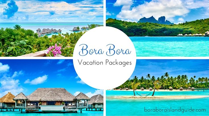 If you are wanting Bora Bora vacation packages, we'll show you how to build one yourself or have one put together by a Bora Bora vacation specialist.