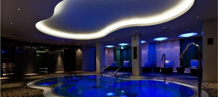 Hydrotherapy Pool at Imagine Spa Thames Valley