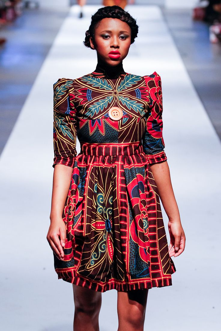 African Fashion Ankara Kitenge Kente African Prints