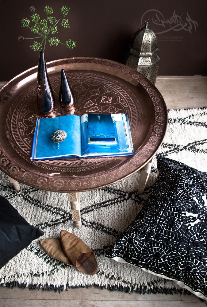 El Ramla Hamra is making their first eCatalogue…. El Ramla Hamra is taking you away in a mix of Moroccan craftsmanship and contemporary elegance. This is a preview...