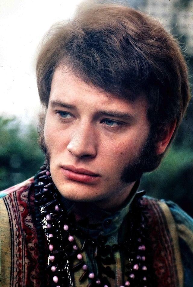Johnny Hallyday-1968