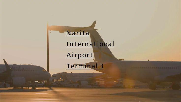 Narita International Airport Terminal 3 On April 8, 2015, Narita International Airport Terminal 3 opened. This was a collaboration between NIKKEN SEKKEI, Ryohin…