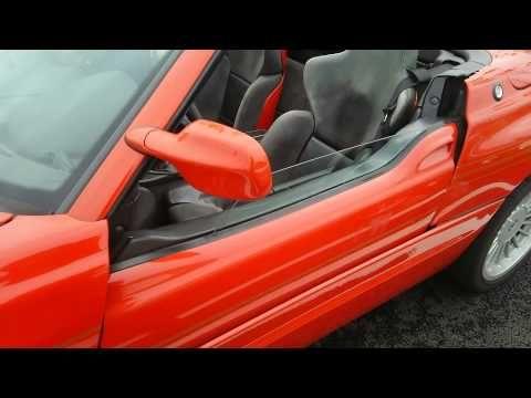 BMW Z1 VERTICAL SLIDING DOORS