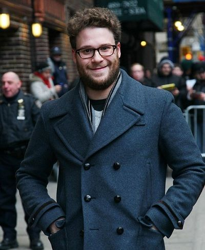 Lovin' that pea coat (2) plus size men | Tumblr