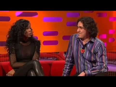 The Graham Norton Show - 2011 Sir Cliff Richard, Micky Flanagan, Kelly R...