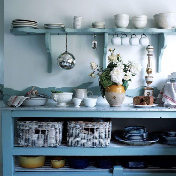 Kitchen Vignette by Rachel C UK, via Flickr