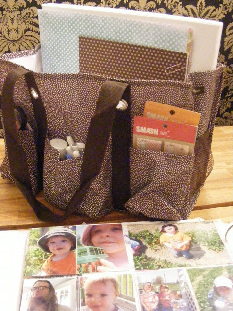 Scrapbook tool tote 31 gifts