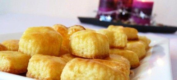 Bramborovo - sýrové chuťovky