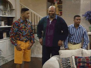 tv television the fresh prince of bel air will smith damn