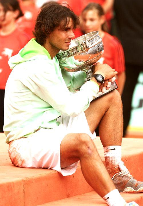 Rafa Nadal - Roland Garros 2010