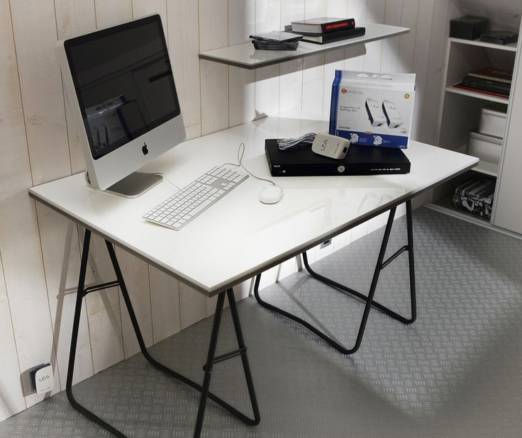 les 25 meilleures id es de la cat gorie treteaux metal sur. Black Bedroom Furniture Sets. Home Design Ideas
