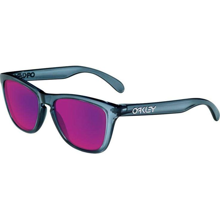 oakley sunglasses mens frogskin red