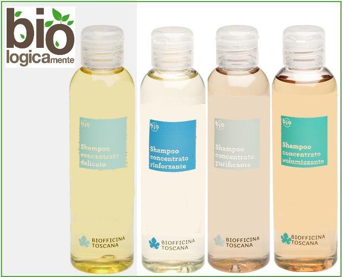 La Linea per i Capelli apre le porte ai nuovissimi: Shampoo Purificante Shampoo Volumizzante Shampoo Rinforzante Ti aspettiamo in negozio!