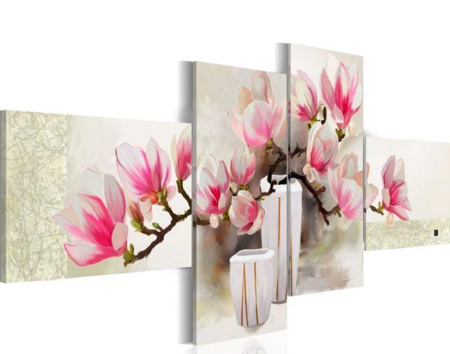 Quadro – Profumo Di Magnolia Quadro di alta qualità 'Profumo di magnolia' viene realizzato su tela per la tua #casa  https://www.quadriperarredare.it/shop/quadro-profumo-di-magnolia/