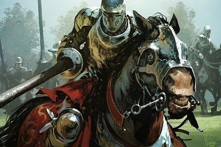 'Jousting Steed' by Tomasz Jedruszek for more historical art follow @historyorigin ____ #history #culture #war #museum #historical #historia #historic #old #ancient #heritage #soldiers #castle #military #art#sketch #painting #draw #instaart #creative #arte #digitalart #love #artistic #arts #gallery #sword #instacool #instapic #bestoftheday #instadaily