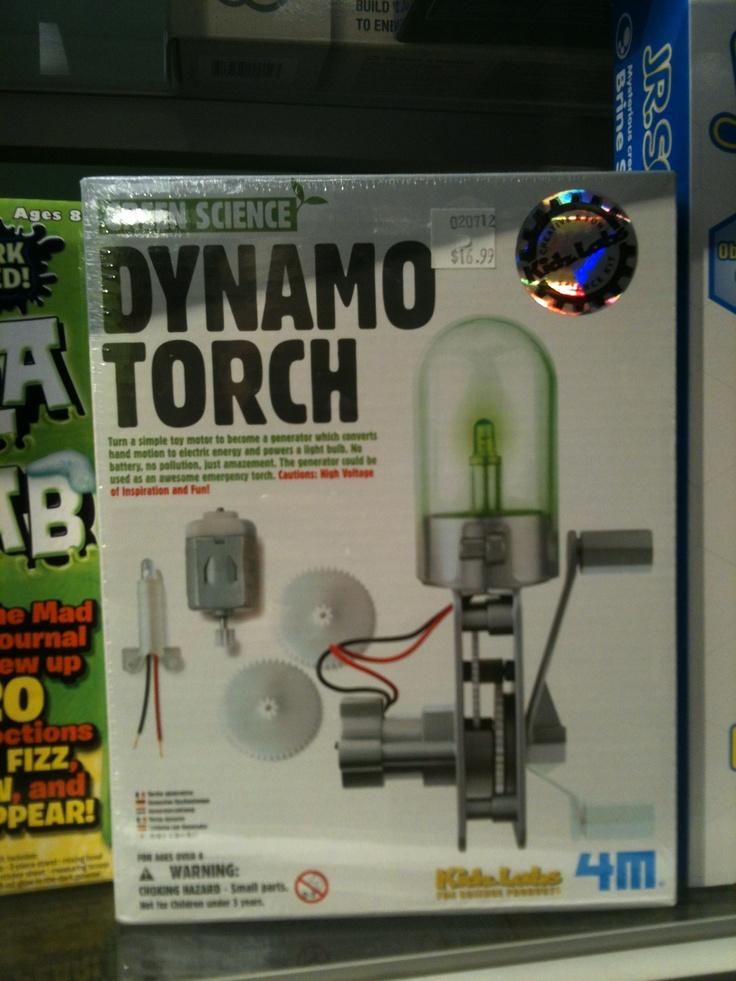 Dynamo torch Torch, Fizz, Motion