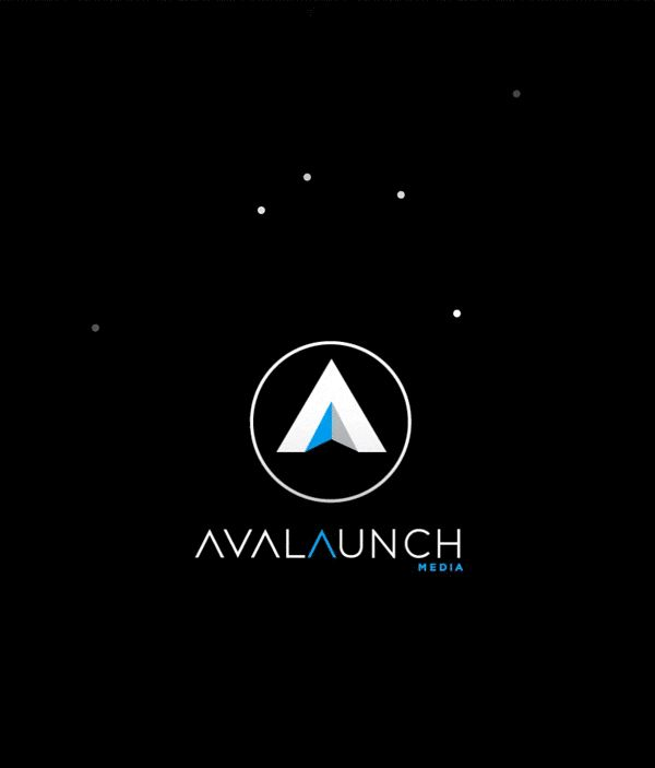 Avalaunch Animated Logo by CHAZ, via Behance