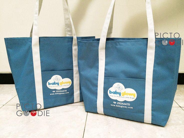 Tas Goodie Bag - Babyglowy Online Shop