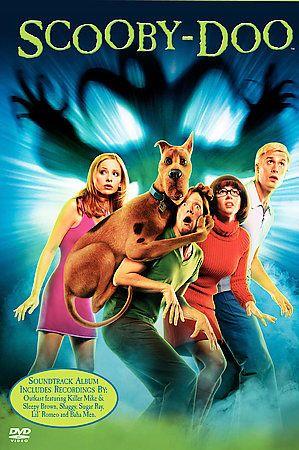 Scooby-Doo Full Screen Edition Sarah Michelle Gellar Freddie Prinze Jr DVD*^