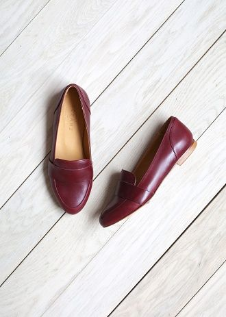 Mocassins Mayfair // Collection automne hiver chaussures - www.sezane.com  #sezane #mocassins #mayfair