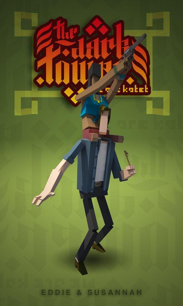 Rodrigo Oliveira - The Dark Tower Characters Eddie and Susannah