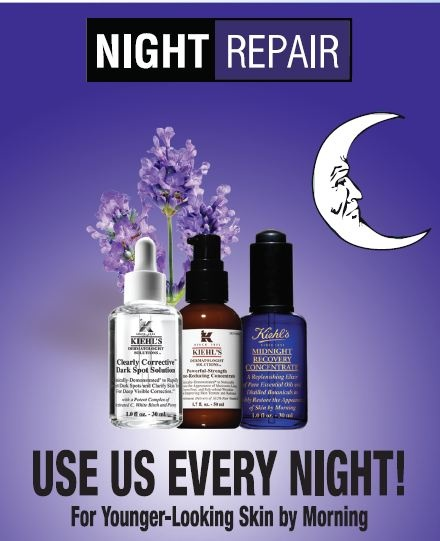 The ideal Midnight skincare regimen! Complete with our Clearly Corrective Concentrate, Midnight Recovery Concentrate and Powerful Strength Line Reducing Concentrate.